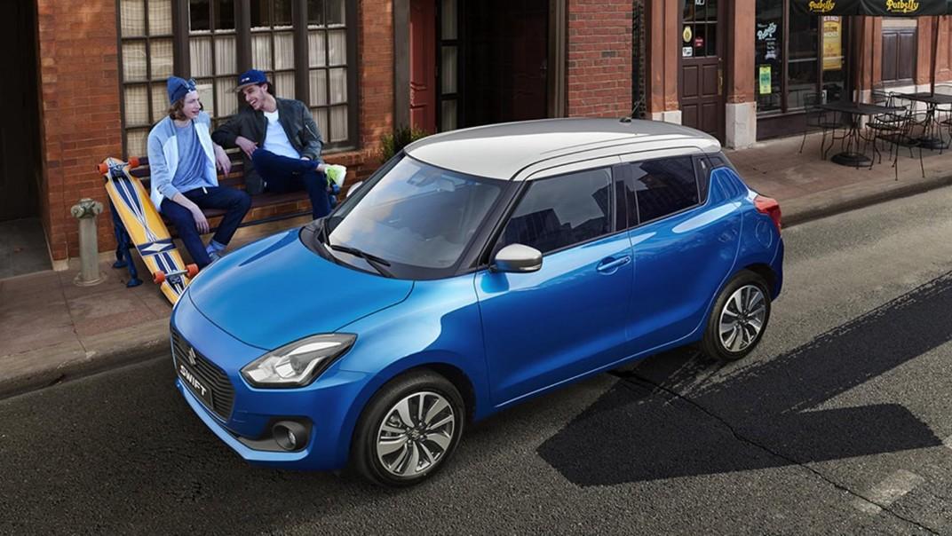2020 Suzuki Swift International Version Exterior 014
