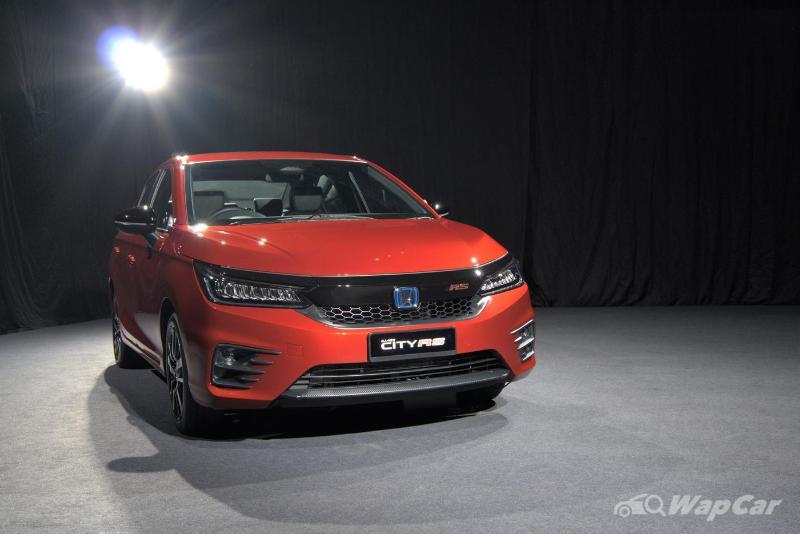 2020 Honda City: 5,000 tempahan sudah diterima! 02