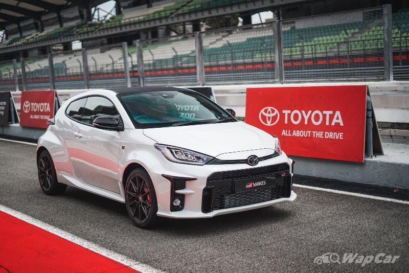 Hanya 5 bilik pameran Toyota mempunyai Toyota GR Yaris 2020, semak sebelum lawat! 02