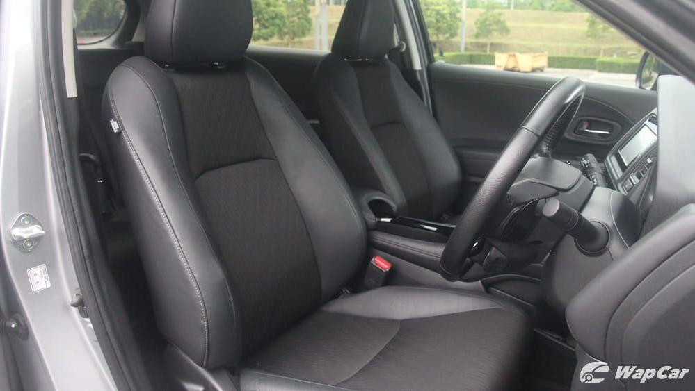 2019 Honda HR-V 1.5 Hybrid Interior 069