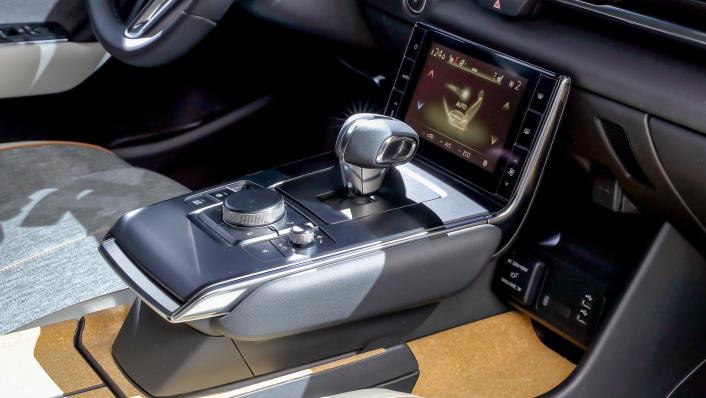 2020 Mazda MX-30 Upcoming version Interior 002