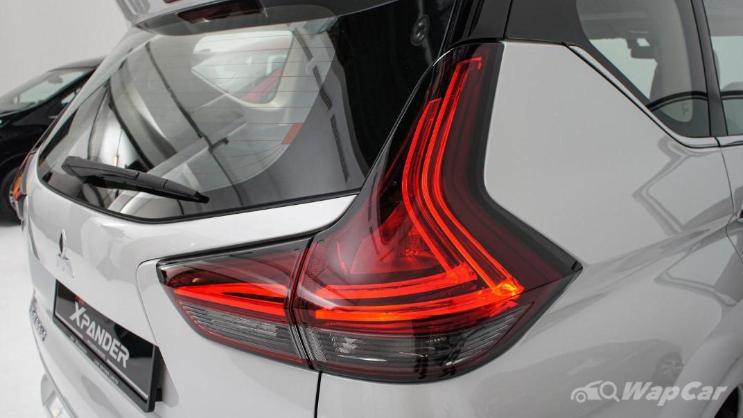 2020 Mitsubishi Xpander 1.5 L Exterior 040
