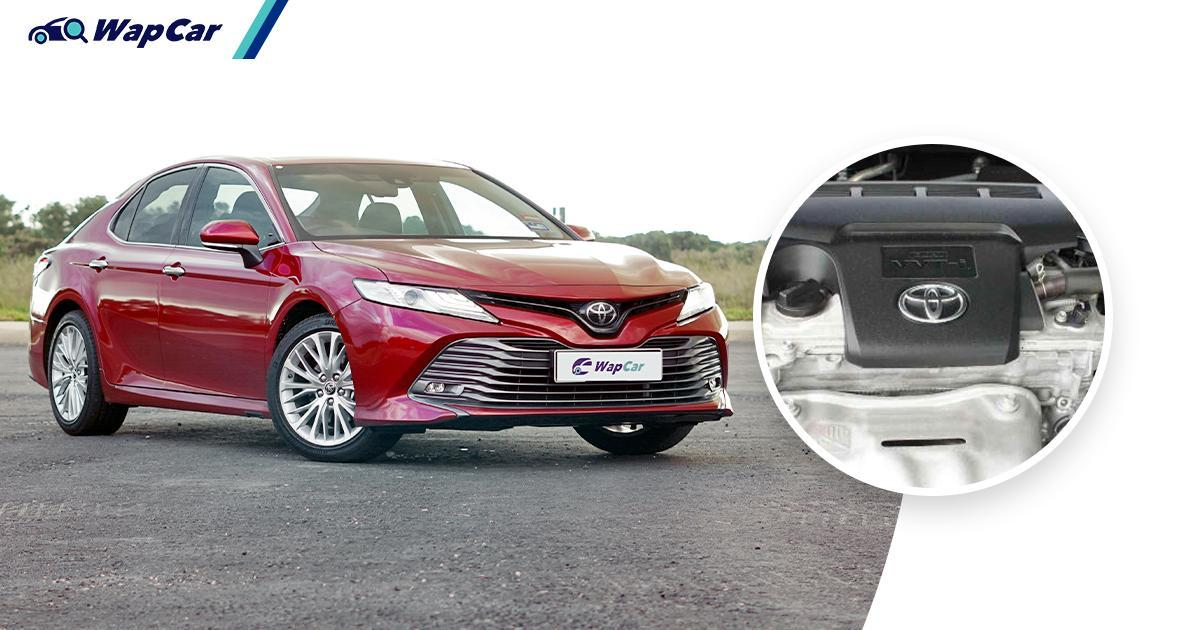 If the 2021 Toyota Camry facelift addresses these complaints, we'll be onto a winner 01