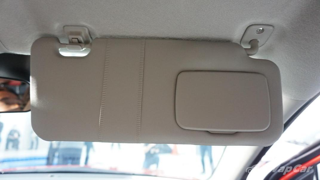 2021 Perodua Ativa 1.0L Turbo AV Interior 058