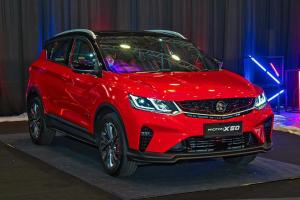 2020 Proton X50 previewed for Malaysia: Two engines – 150 PS & 177 PS, bookings open 16 Sep