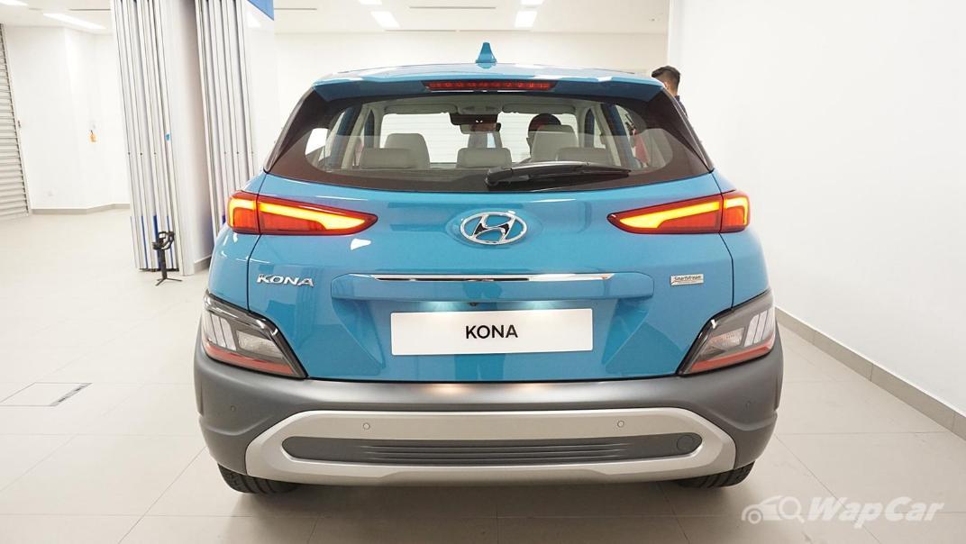 2021 Hyundai Kona 2.0 Active Exterior 014