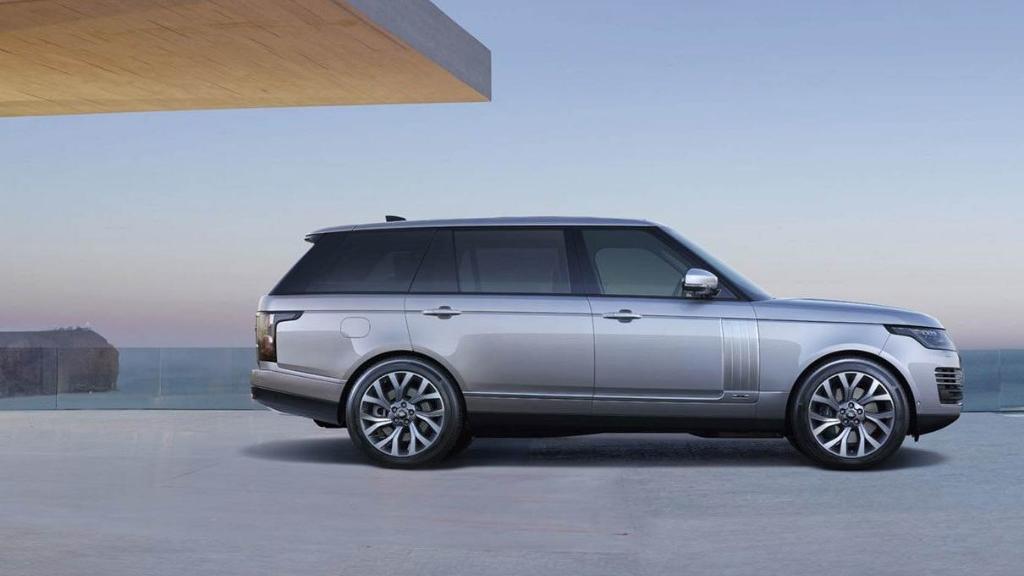 Land Rover Range Rover (2017) Exterior 015