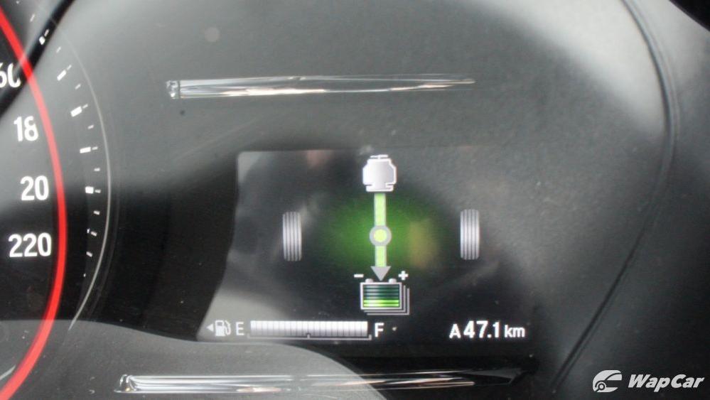 2019 Honda HR-V 1.5 Hybrid Interior 101