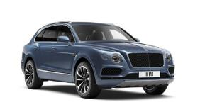 Bentley Bentayga (2019) Exterior 009