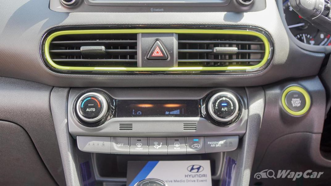 2020 Hyundai Kona 1.6 T-GDi High Interior 013