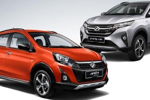 Perodua cars are outdated, and they're perfect that way