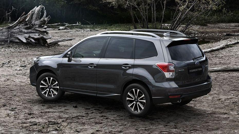 Subaru Forester (2018) Exterior 009