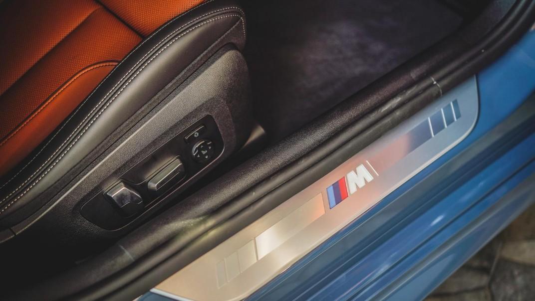 2020 BMW 8 Series 840i Gran Coupé M Sport Interior 015