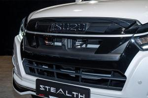 Launched: New 2020 Isuzu D-Max Stealth limited to 180 units in Malaysia - Starts at RM 126k