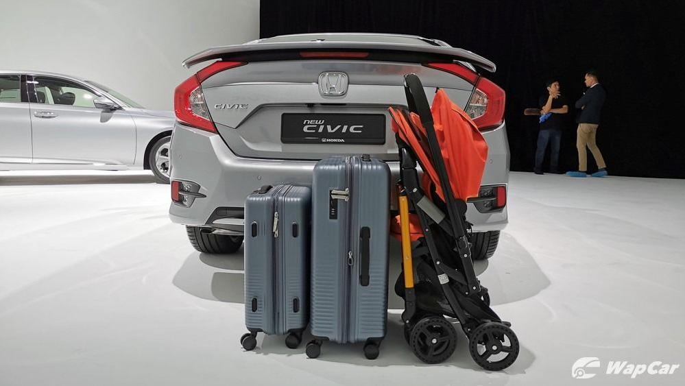 2020 Honda Civic 1.5 TC Premium Exterior 060