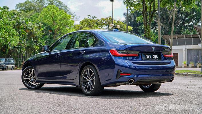 2020 BMW 3 Series 320i Sport Exterior 008