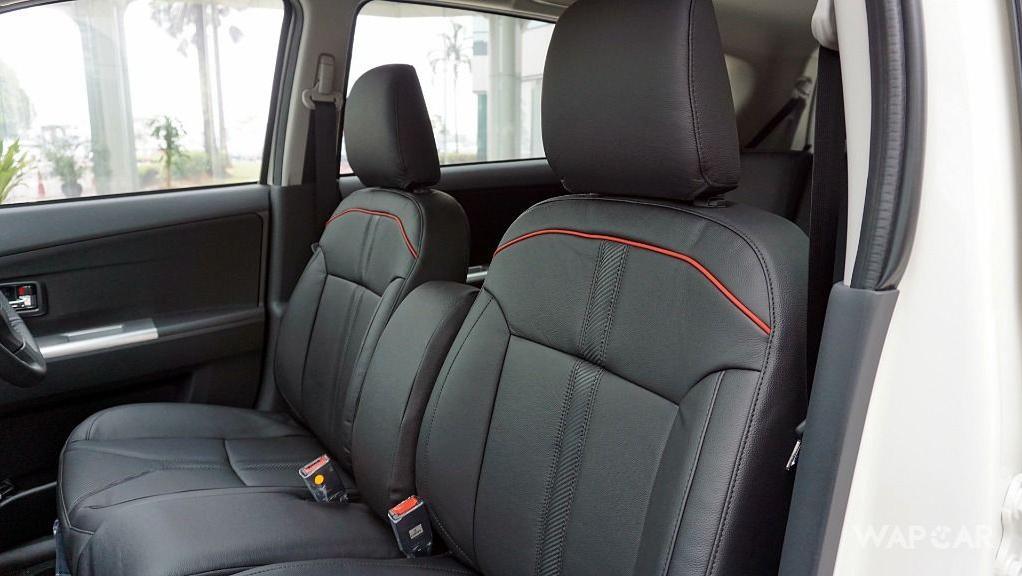2018 Perodua Alza 1.5 AV AT Interior 028
