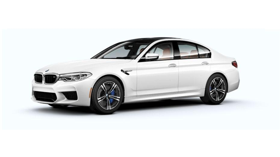 BMW M5 (2019) Others 001