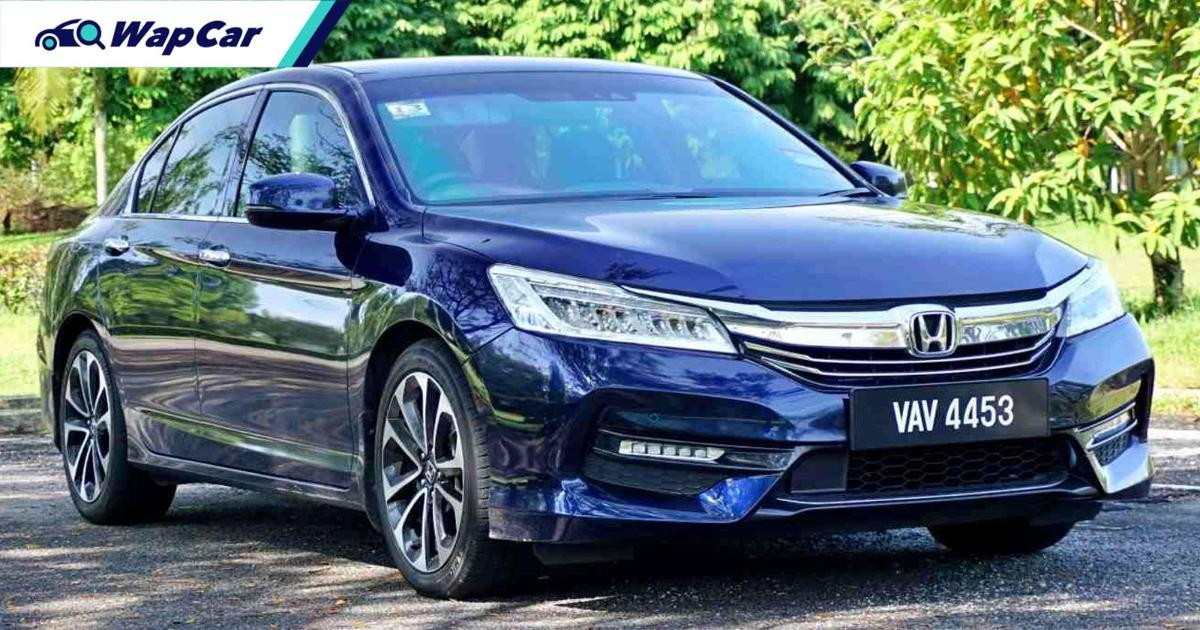Used Car Guide For Rm 60k Should You Get The 9th Gen Honda Accord Wapcar