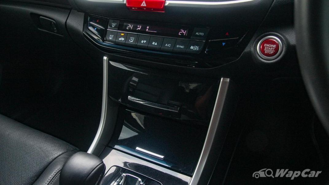 2018 Honda Accord 2.4 VTi-L Advance Interior 143
