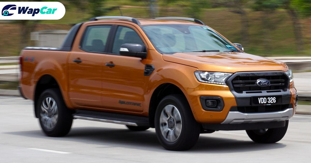Next-gen 2022 Ford Ranger could gain 267 PS, 680 Nm PHEV variant, arriving in Malaysia in 2023? 01