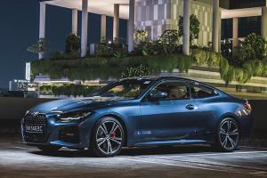 All-new 2021 G22 BMW 4 Series open for pre-booking, priced from RM 419k