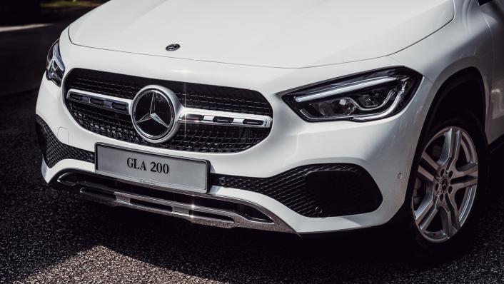 2021 Mercedes-Benz GLA 200 Exterior 008