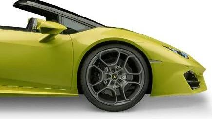 Lamborghini Huracán (2019) Exterior 012