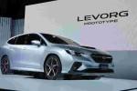 Dear wagon fans, feast your eyes on the all-new Subaru Levorg Prototype