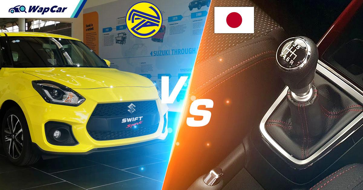 2021 Suzuki Swift Sport: Should you buy recond or brand-new from Naza? 01