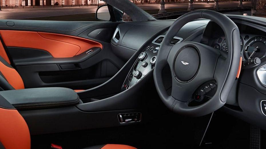 Aston Martin Vanquish (2018) Interior 001