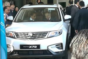 Proton to return to Pakistan in December 2020, X70 first model to launch