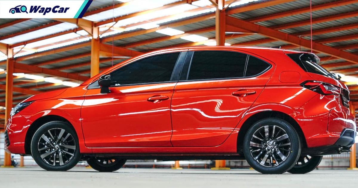 Indonesia launches 2021 Honda City Hatchback, Malaysia to get same 1.5L engine 01