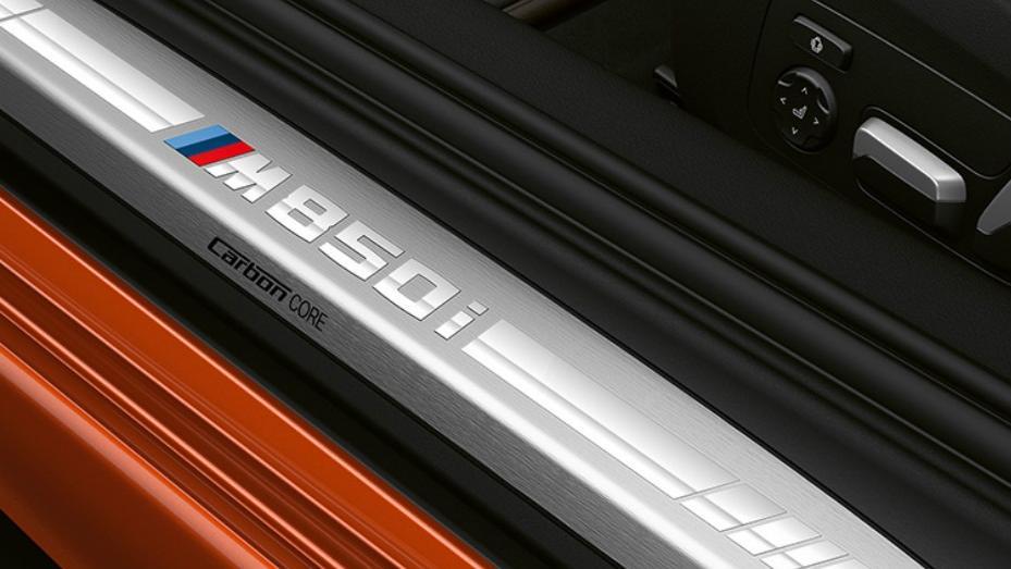 BMW 8 Series (2019) Interior 012