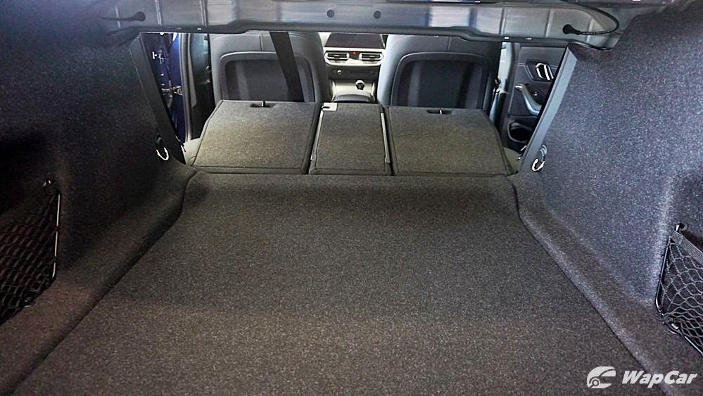 2020 BMW 3 Series 320i Sport Interior 187