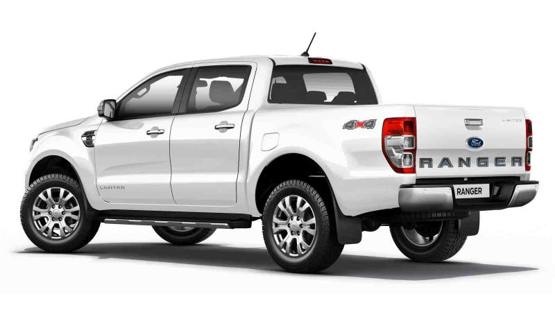Ford Ranger XLT Plus facelifted in Malaysia! RM 129,888, new front design 02
