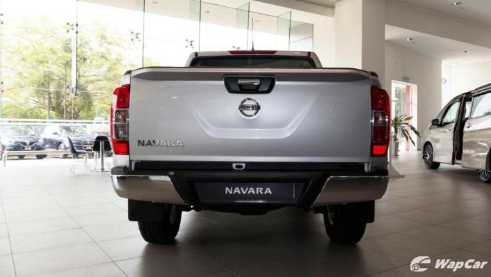 2018 Nissan Navara Single Cab 2.5 (M) Exterior 004