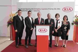 Kia opens new 3S centre in Tampoi