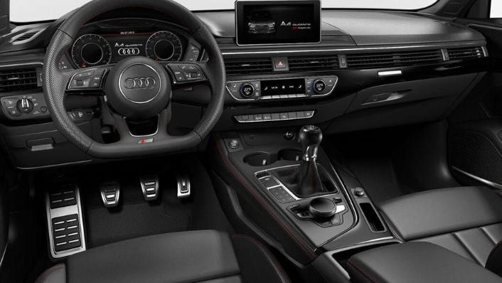 Audi A4 (2019) Interior 001