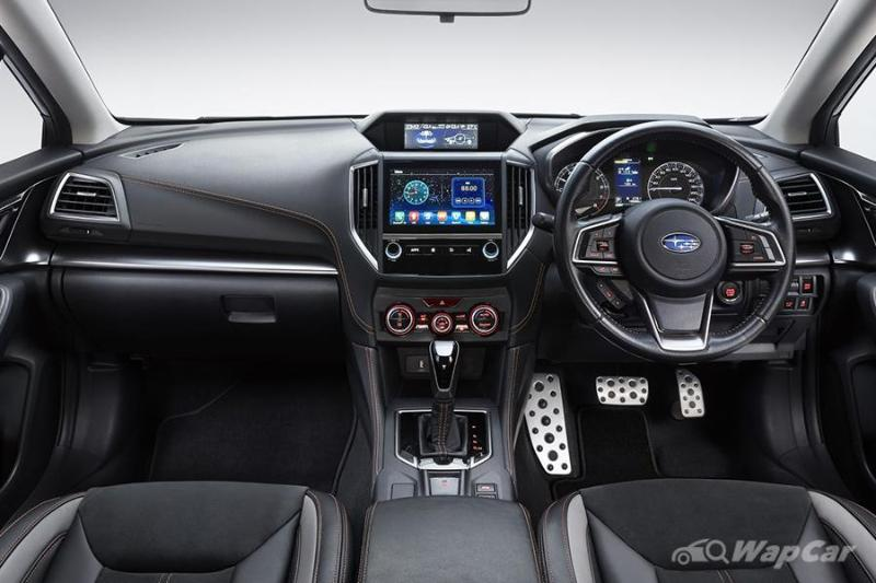 Updated 2021 Subaru XV now RM 3k more but comes with Android Auto/Apple CarPlay 02