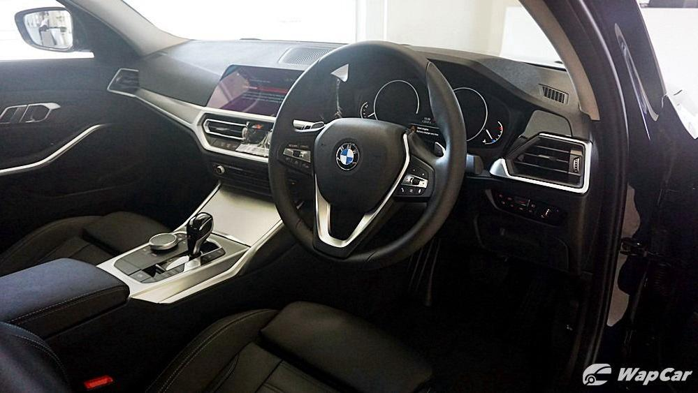 2020 BMW 3 Series 320i Sport Interior 002
