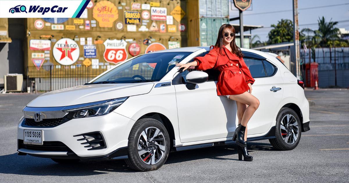 Amacam, Honda City Hatchback 2021 boleh cantas peminat Yaris atau tak? 01