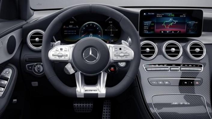 2018 Mercedes-Benz AMG GLC 300 Coupe AMG Line Interior 004