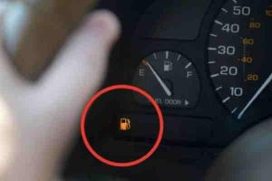Did you know that driving on an almost empty fuel tank could damage your fuel pump?