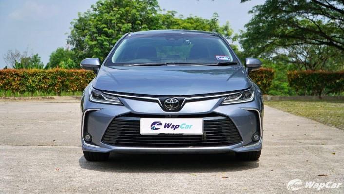 2019 Toyota Corolla Altis 1.8G Exterior 001