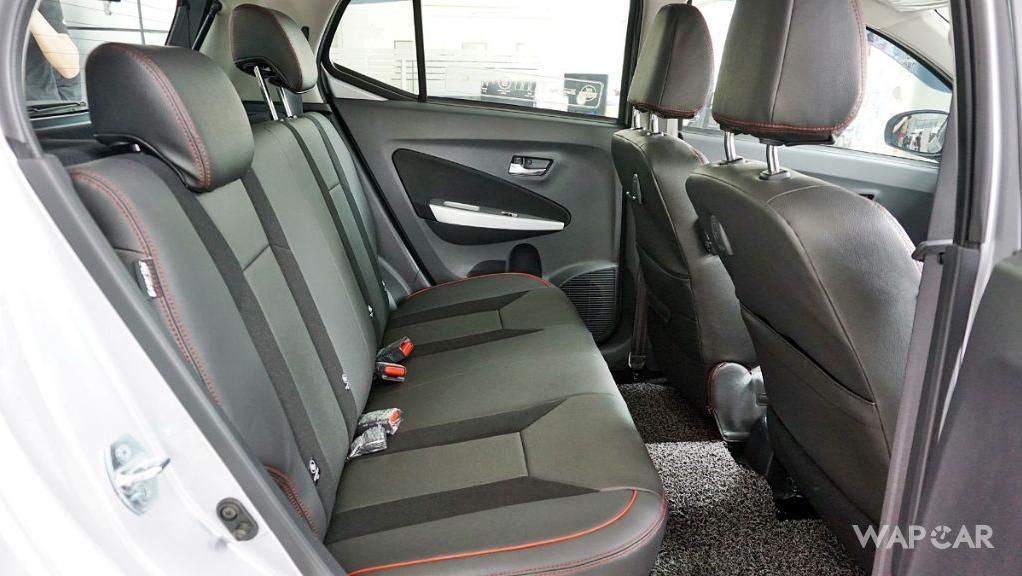 2019 Perodua Axia AV 1.0 AT Interior 069