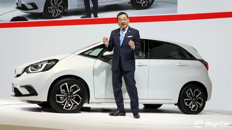 2020 Honda Jazz: More than 31,000 orders received in a month, 3 times more than projected 02