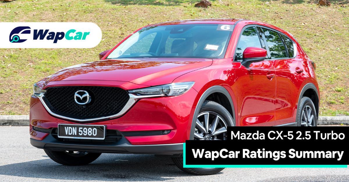 2020 Mazda CX-5 Turbo Malaysia
