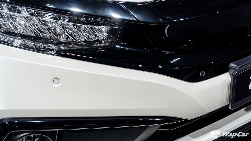 2020 Honda Civic 1.5 TC Premium Exterior 051