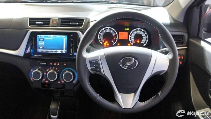 2020 Perodua Bezza 1.3 AV (A) Interior 007